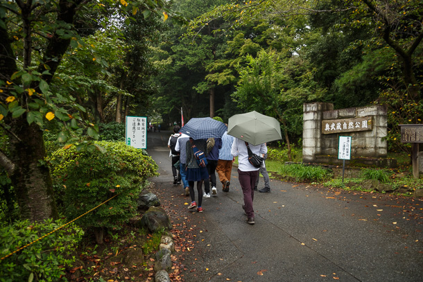 Pilgrimage to Hanno for Yama no Susume 飯能 ヤマノススメ 聖地巡礼 舞台探訪