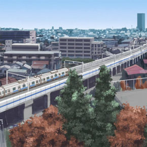 Weekly Review of Transit, Place and Culture in Anime 281