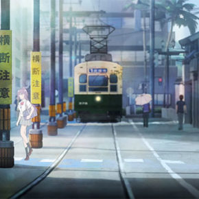 Weekly Review of Transit, Place and Culture in Anime 289