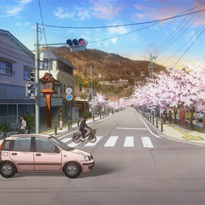 Weekly Review of Transit, Place and Culture in Anime 290