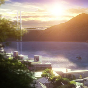 Weekly Review of Transit, Place and Culture in Anime 291
