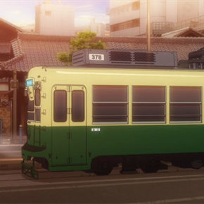 Weekly Review of Transit, Place and Culture in Anime 294