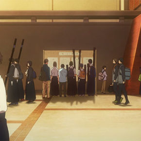 Weekly Review of Transit, Place and Culture in Anime 300