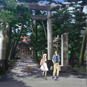 Weekly Review of Transit, Place and Culture in Anime 301
