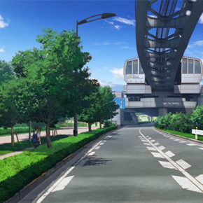 Weekly Review of Transit, Place and Culture in Anime 302