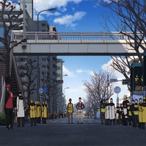 Weekly Review of Transit, Place and Culture in Anime 305