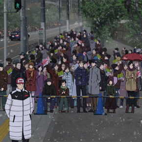Weekly Review of Transit, Place and Culture in Anime 307