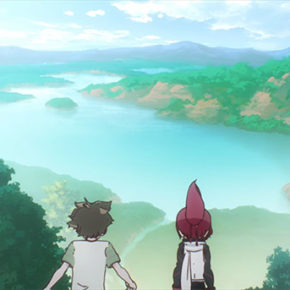 Weekly Review of Transit, Place and Culture in Anime 310