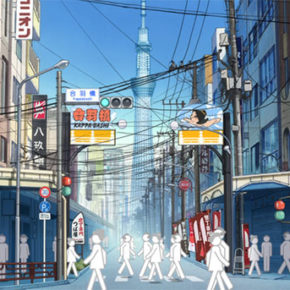 Weekly Review of Transit, Place and Culture in Anime 312