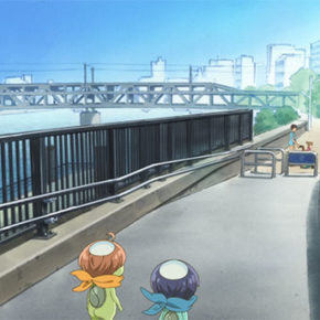 Weekly Review of Transit, Place and Culture in Anime 317
