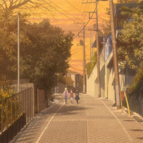 Weekly Review of Transit, Place and Culture in Anime 318