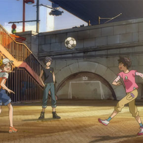 Weekly Review of Transit, Place and Culture in Anime 322