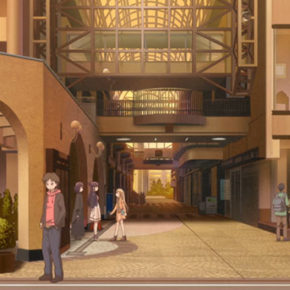 Weekly Review of Transit, Place and Culture in Anime 325