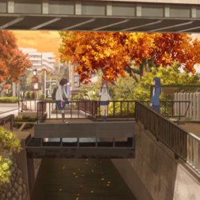 Weekly Review of Transit, Place and Culture in Anime 328