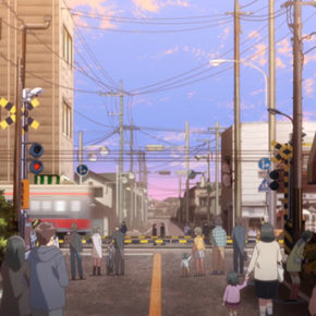 Weekly Review of Transit, Place and Culture in Anime 332
