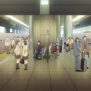 Weekly Review of Transit, Place and Culture in Anime 339