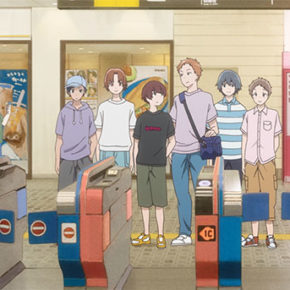 Weekly Review of Transit, Place and Culture in Anime 341