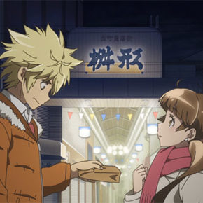 Weekly Review of Transit, Place and Culture in Anime 342