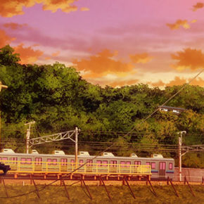 Weekly Review of Transit, Place and Culture in Anime 350