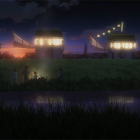 Weekly Review of Transit, Place and Culture in Anime 352