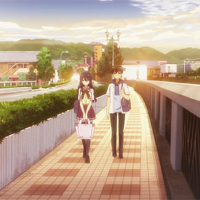 Weekly Review of Transit, Place and Culture in Anime 385
