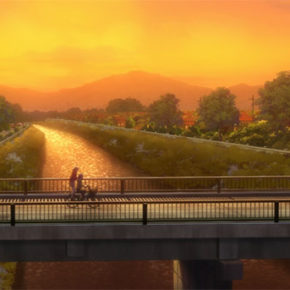 Weekly Review of Transit, Place and Culture in Anime 387