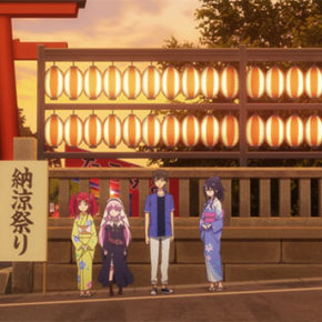 Weekly Review of Transit, Place and Culture in Anime 389
