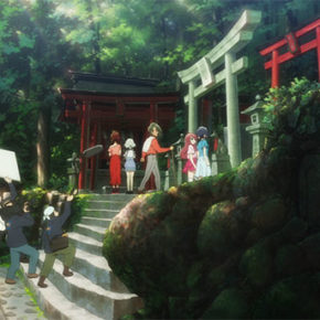 Weekly Review of Transit, Place and Culture in Anime 411