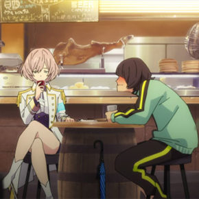 Weekly Review of Transit, Place and Culture in Anime 414
